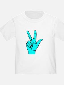 Sign Language 3 e1 T-Shirt
