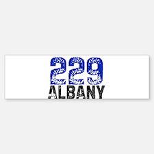 229 Bumper Bumper Bumper Sticker