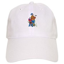 Hip-Hop Bots Stuff Baseball Cap