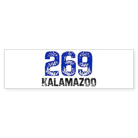 269 Bumper Sticker