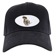 French Horn Baseball Hat