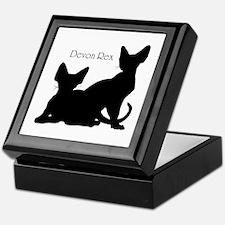 Devon Silhouette Keepsake Box