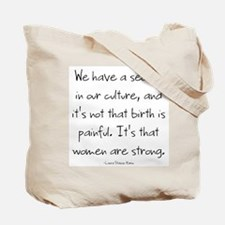 Creating Life from Within Tote Bag
