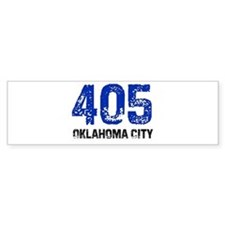 405 Bumper Bumper Sticker