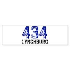 434 Bumper Bumper Sticker