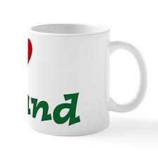 I HEART IRELAND Mug