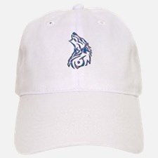 Tribal Wolf Art 9 Baseball Baseball Cap