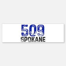 509 Bumper Bumper Bumper Sticker