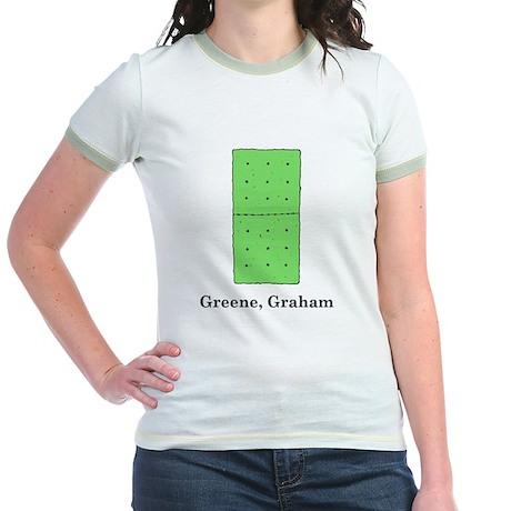 Greene, Graham Jr. Ringer T-Shirt