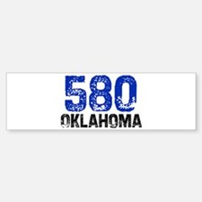 580 Bumper Bumper Bumper Sticker