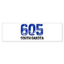 605 Bumper Bumper Sticker