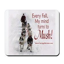 Mush! Mousepad