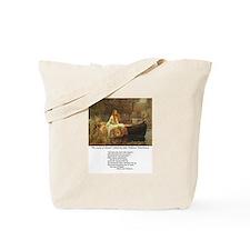 Unique Lancelot Tote Bag
