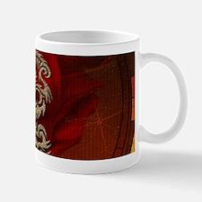 Awesome dragon, tribal design Mugs