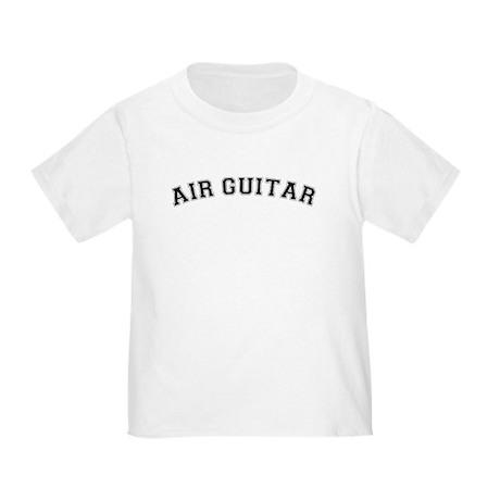Air Guitar Toddler T-Shirt