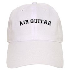 Air Guitar Baseball Cap