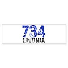734 Bumper Bumper Sticker