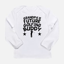 Grandpas Future Golfing Buddy Long Sleeve T-Shirt