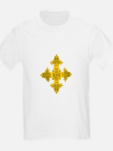 Ethiopia Cross Kids T-Shirt