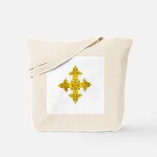 Ethiopia Cross Tote Bag
