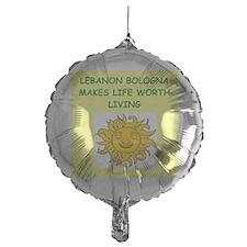 lebanon bologna Balloon