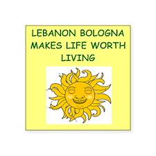 lebanon bologna Sticker