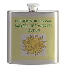 lebanon bologna Flask