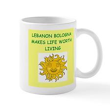 lebanon bologna Mug