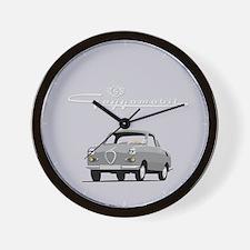 Goggomobil Wall Clock