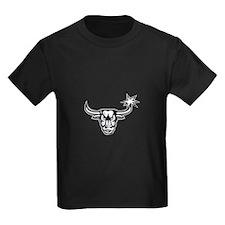 Texas Longhorn Bull Retro T-Shirt