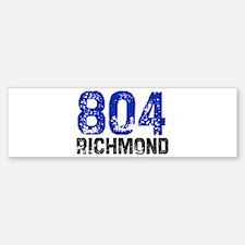 804 Bumper Bumper Bumper Sticker