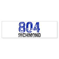 804 Bumper Bumper Sticker