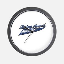 Awesome since 1967 Wall Clock
