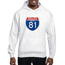 Interstate 81 - VA Hoodie Sweatshirt