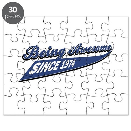 Awesome since 1974 Puzzle