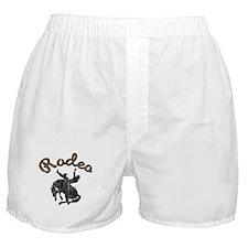 Retro Rodeo Boxer Shorts