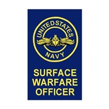 Surface Warfare Officer <BR>Decal