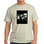 Tree Ocean Vista Ash Grey T-Shirt