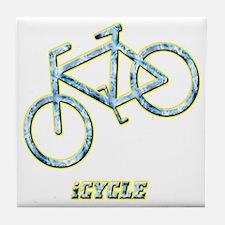 iCYCLE Tile Coaster