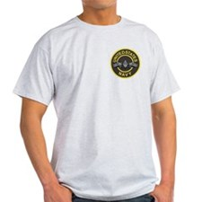Surface Warfare Enlisted <BR>Grey T-Shirt