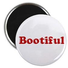 """Bootiful"" Magnet"