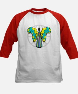 African Butterfly Tee