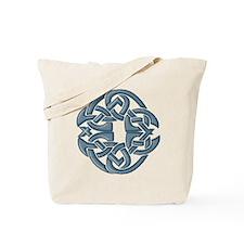 Celtic Knot 8 Tote Bag