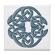 Celtic Knot 8 Tile Coaster