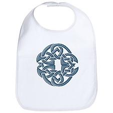 Celtic Knot 8 Bib