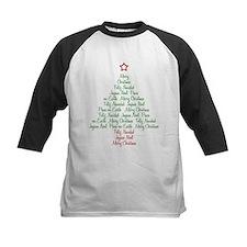 Feliz Navidad Tree Tee