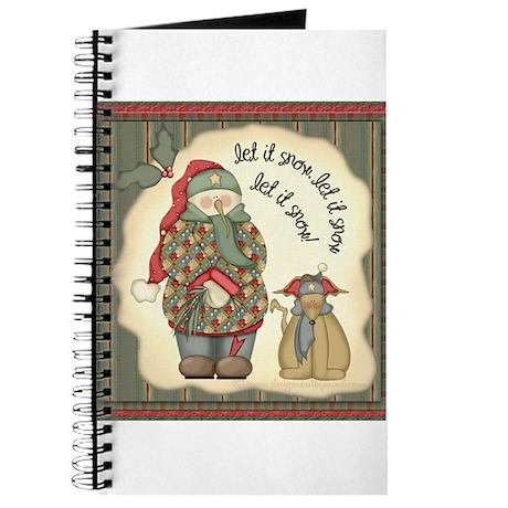 Let it snow, Let it snow Journal