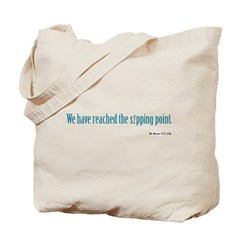 The Sipping Point Tote Bag
