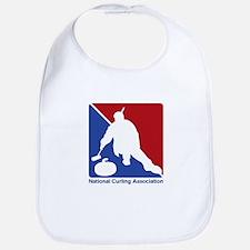 National Curling Association Bib