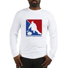 National Curling Association Long Sleeve T-Shirt